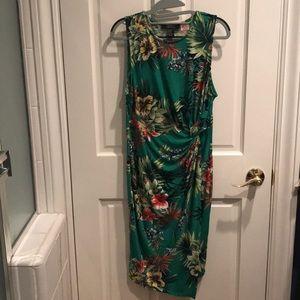 NWOT Tropical Dress